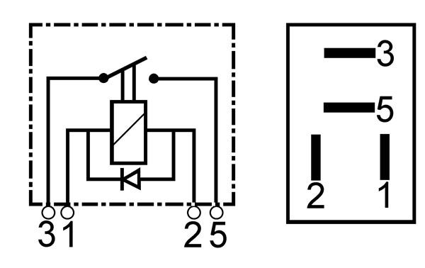 160364 Micro Relay Unistart